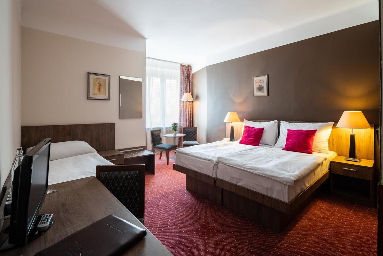 Harmony Hotel Prag