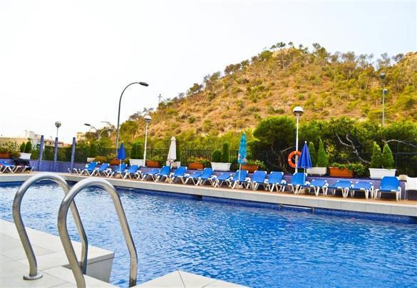 Hotel Maya Alicante pool