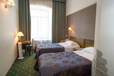 Hotel St. Barbara Tallinn rum