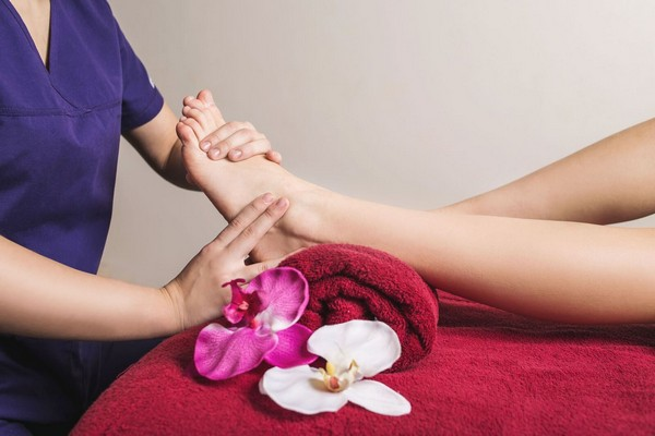 Jurmala spa massage