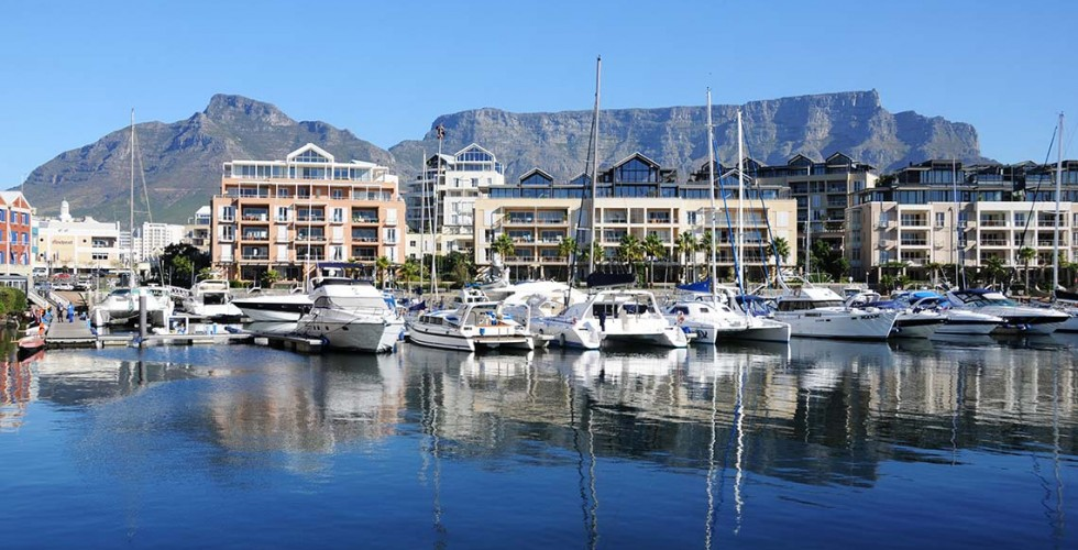 Kapstaden marina