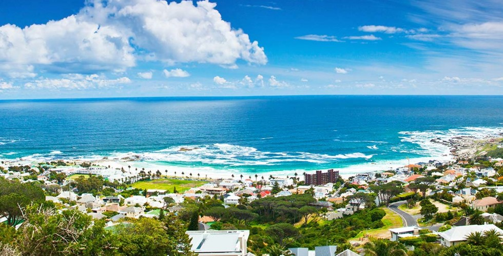Kapstaden view