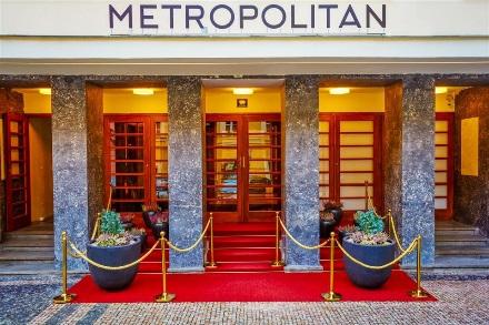 Metropolitan Hotel Prag
