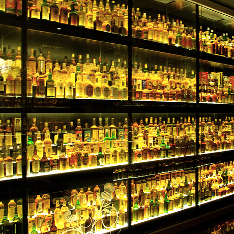 Scotch Whiskey experience Edinburgh