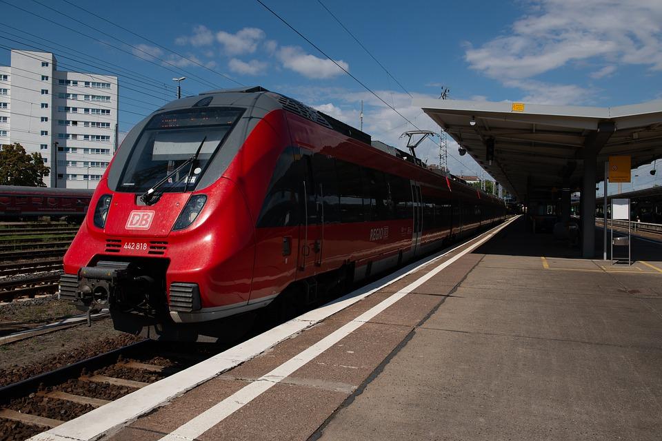 Tåg Tyskland