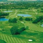 Golf vid Villa Val Lemme Italien