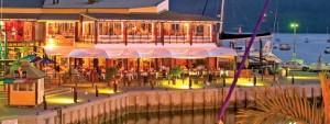 Knysna Waterfront Sydafrika
