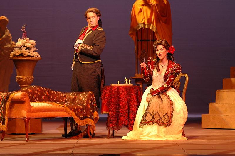 Opera St Petersburg