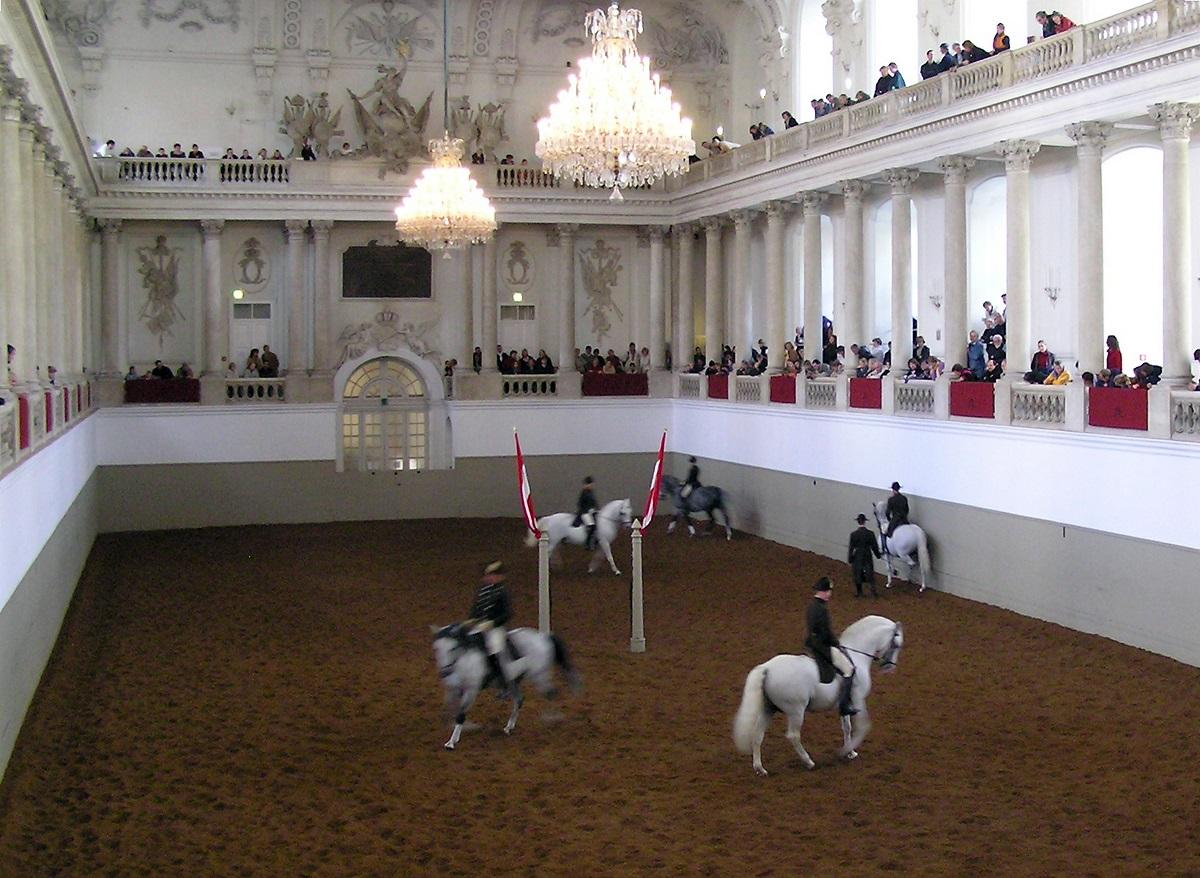 Spanska ridskolan i Wien