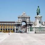 Marknadsplats Lissabon