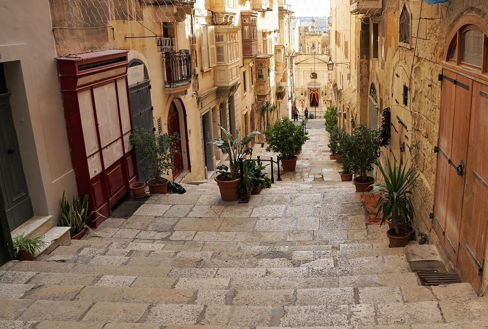 Valetta stad